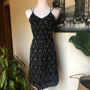 Loft summer or fall casual dress